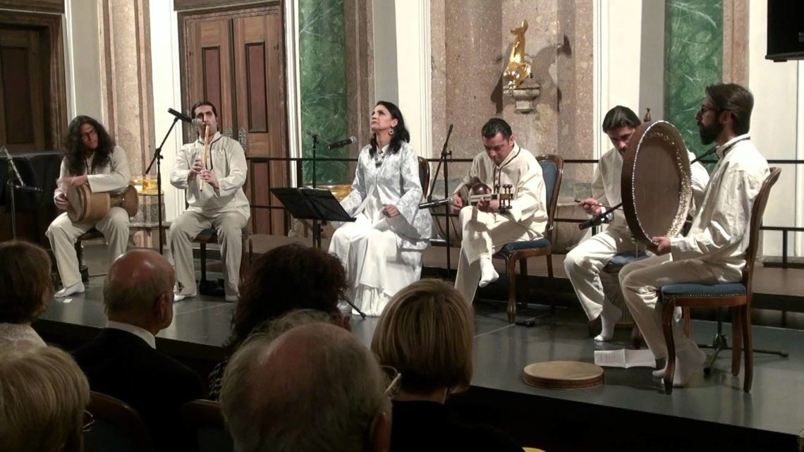 Zoroastrian music lessons